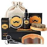 Bartpflege Set, Fixget Bartpflege set für Männer...